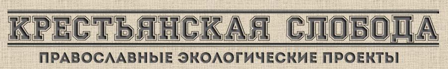 """Сайт православного фонда «Крестьянская слобода»"""""""