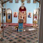перед молебном в Смоленском храме