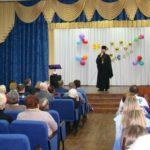 Представитель Переславской епархии поздравил с 25-летним юбилеем КЦСОН ПМР _04